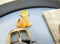 LION KING, Disney, Fossil Rafiki, RARECollectors Club, UNISEX/KIDS WATCH, R16-32