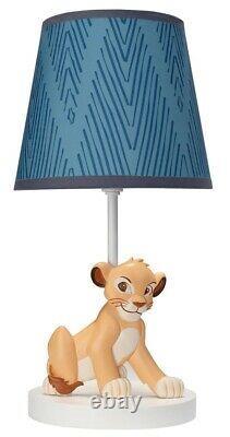 Lambs & Ivy Disney Baby Lion King Adventure Nursery Crib Bedding 4 & 5 PC Set