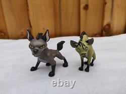 Lion Guard Playset Bundle Rise Of The Scar Hyena Hideout Pride Lands 8 Figure