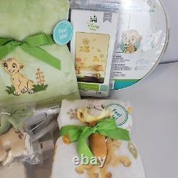 Lion King Urban Life 18pc. Crib Bedding Set by Disney Baby