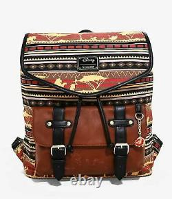 Loungefly Disney Lion King Canvas Backpack