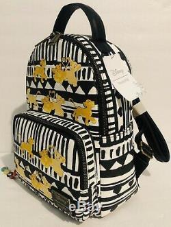 Loungefly Disney Lion King & Nala Backpack, Wallet, Lanyard & Tote Bag