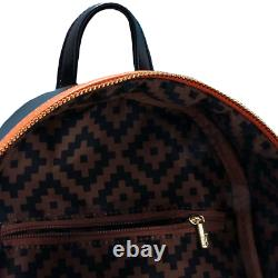 Loungefly Scar Mini Backpack & Wallet Disney's The Lion King New In Hand