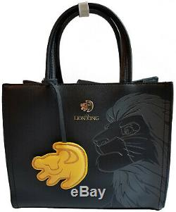 Loungefly x Disney Parks Lion King Shoulder Bag Disneyland Paris Exclusive Simba
