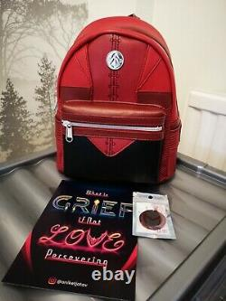 Marvel Loungefly Mini Backpack Scarlet Witch Wanda Cosplay