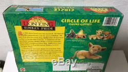 Mattel Disney The Lion King Simba's Pride Circle of Life Figure Gift Set Figure