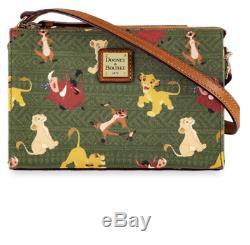 NEW Disney The Lion King Crossbody Bag by Dooney & Bourke NWT