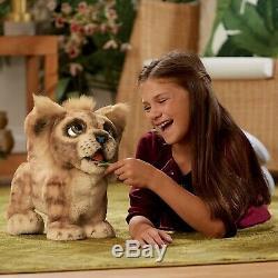 NEW FurReal Disney Lion King Mighty Roar Simba Interactive Pet Toy Birthday Gift