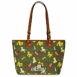 NWT DOONEY & BOURKE Disney Parks The Lion King TOTE BAG