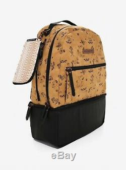 NWT! Petunia Pickle Bottom Disney The Lion King Axis Backpack Diaper Bag & Pouch