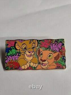 PIN PINS DISNEY FANTASY THE LION KING SIMBA & NALA LE 35 Best Friends
