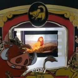 PODM Piece of Disney Movie Lion King Simba and Mufasa LE Disney Pin 90441