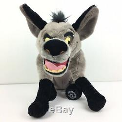 RARE Disney The Lion King Banzai Hyena Plush 14 Inch Collectable NEW with TAG