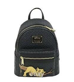 Rare Loungefly Sleeping Simba Lion King Disney Mini Backpack LE 600 PRE ORDER