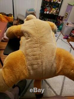 Rare Uk Disney Store Lion King Large 33 Kiara Soft Toy Plush Jumbo Huge