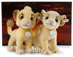 SAVE! Steiff NALA Disney THE LION KING 9 Mohair 2019 LtdEd 355370 NEW