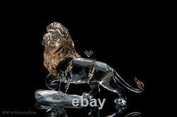SWAROVSKI DISNEY Figurine Lion King Mufasa 2010 1048265
