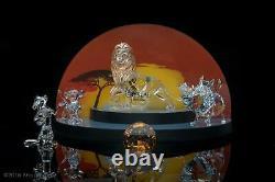 SWAROVSKI DISNEY Figurines Lion King SET 6 pieces 2010