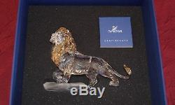 SWAROVSKI Disney Lion King complete 5 piece figurine Set