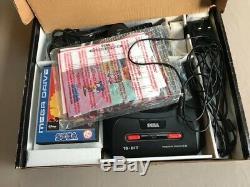 Sega Megadrive 2 Lion King Disney Special Pack Uk Boite Et Console Boxed