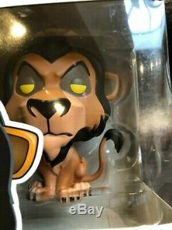 Simba #85 Rafiki #88 Scar#89 Disney The Lion King Funko Pop