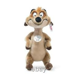 Steiff 355509 Disney Lion King Timon 24 cm