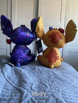 Stitch Crashes Disney Beauty And The Beast And The Lion King