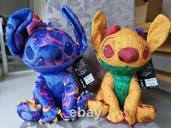 Stitch Crashes Disney Number 2 and 6 of 12. Lion King and Aladdin
