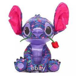 Stitch Crashes Disney Plush Beauty & Beast Lady & Tramp Lion King NWT Lot of 3