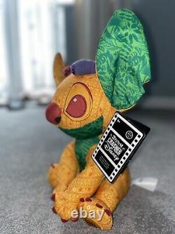 Stitch Crashes Disney The Lion King Limited Edition Soft Toy/Plush 3/12