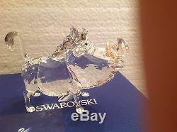 Swarovski Crystal, Disney Pumbaa of the Lion King Series, Art No 1049784