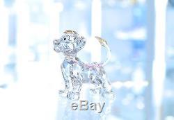 Swarovski Disney 2010 Lion King Mufasa Simba Pumbaa Full Set Brand New in Box