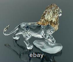Swarovski Disney Lion King Mufasa 5 1/2 Long Mint Condition