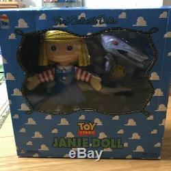 Toy Story Medicom Toy Jenny Dole Figure Statue Vintage Collctor Disney Pixar