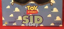 Toy Story Sid Disney Figure Medicom Toy Vinyl Collectible Doll Sofubi Pixar JPN