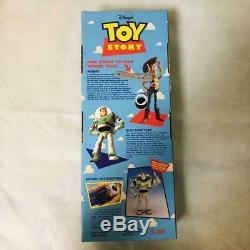 Toy Story Talking Woody Thinkway Original 1995 Disney Pixar