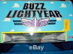 VTG 1990s 1995 1996 Large 12 Ultimate Talking Buzz Lightyear DISNEY TOY STORY