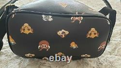 Very Rare Loungefly Disney Lion King Faces Mini Backpack