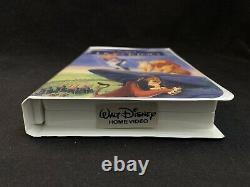 Vintage 1995 Walt Disney's The Lion King Masterpiece Collection VHS Tape #2977