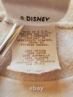 Vintage 90's The Lion King Movie Promo Crewneck Sweatshirt XXL Disney