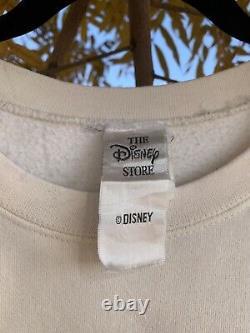 Vintage Disney Lion King Movie Promo Crewneck Sweatshirt Size XXL
