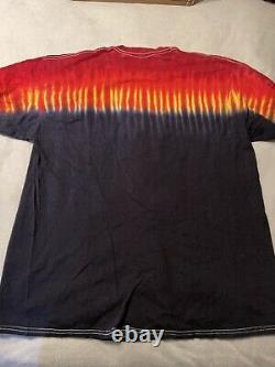 Vintage Disney Lion King Scar Shirt Tie Dye Size XL