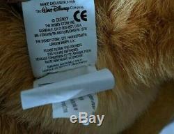 Vintage Disney Store 32 JUMBO Simba Large The Lion King Stuffed Plush Tags NEW