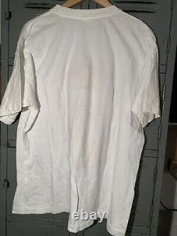 Vintage rare 90s The Lion King Promo T Shirt Simba Nala Disney Size XL Rare