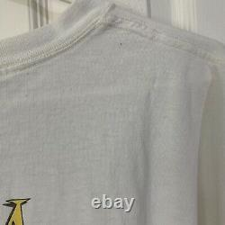 Vtg Disney The Lion King Scar T-Shirt XL Single Stitch Front Back Graphics HTF