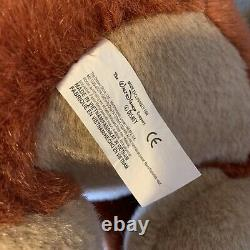Walt Disney KOVU Sitting Plush 15 Lion King Simbas Pride Vintage VGC