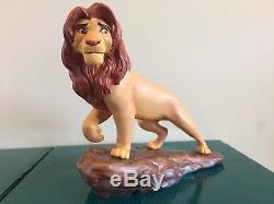 Wdcc Disney Lion King Nalas Joy & Simbas Pride With Boxes And Coas