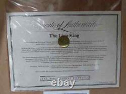 World Limited 5000 Lion King Cell picture Simba Disney from JAPAN