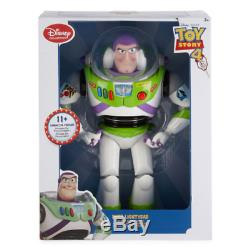 12 Figurine Parlante Disney Toy Story 4 Buzz Lightyear Disney Store Nouveau