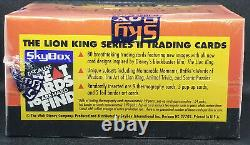 1994 Skybox The Lion King Series 2 Scelled 10 Box Case 360 Packs Psa